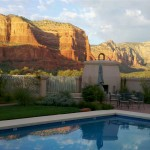 canyon villas pool