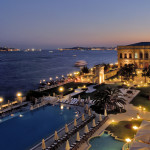 Ciragan Palace Kempinski night view